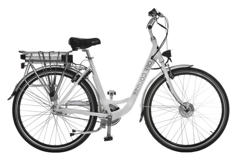 off course elcykel